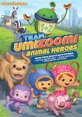 TEAM UMIZOOMI:ANIMAL HEROES BY TEAM UMIZOOMI (DVD)